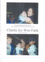 Image of WF 6035.001-.003 - Welcoming Charlie Jee Woo Funk June 2000