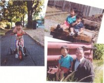 Image of Casey, Charlie and Wallie Funk 2000-2002c.