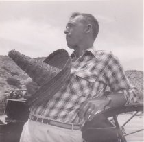 Image of Bud Strom - May 1953