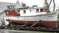 Image of 1999.047.001 - Boat - Fishing