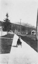 "Image of 2012.106.017 - Frederick ""Freddie"" Miller, Jr. 1915 @ age 4"