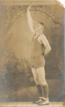 Image of Basket ball player portrait