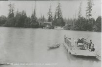 Image of Cable ferry, Sedro Woolley