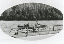 Image of Skagit River Ferry, Sedro Woolley