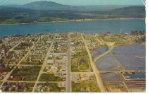 Image of 2003.105.019 - Aerial view of Anacortes looking north