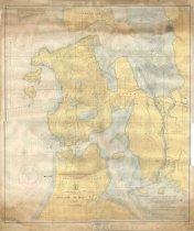 Image of 2012.054.001 - Chart, Navigational