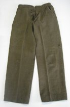 Image of WWII Army Air Corps uniform pants - Charles Russell