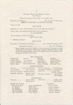 Image of 1946 AHS Christmas Concert program p. 3