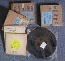 Image of 2013.003.001-.007 - Movie films - 1950s-1970 Marineers Pageant, etc.