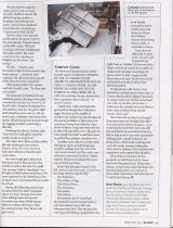 """Image of Article on the """"A"""" Boats pg 40-43"""