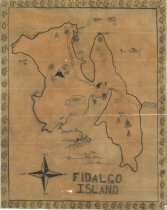 Image of Map of Fidalgo Island by Theresa Maticich