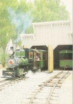 Image of 2013.025.002.A,B - Anacortes Railway postcard