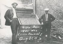 Image of Harry Leon Dodge and L.W. Cooke