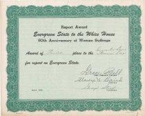 Image of 2012.110.003 - Certificate, Commemorative