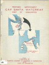 Image of Cap Sante Waterway improvement plan