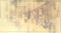 Image of 1915 map of Anacortes