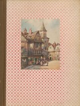 Image of Ann Cepernich scrapbook front cover