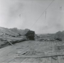 Image of Demolition of lumber mill