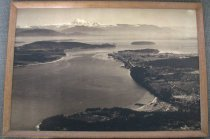 Image of 2013.056 - Aerial view of Anacortes