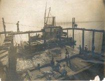 Image of Fish trap operation