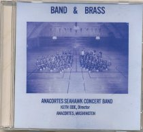 Image of Band & Brass; Anacortes Seahawk Concert Bank, Keith Eide, Director