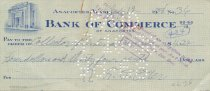 Image of Check to Collector of Internal Revenue