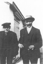 Image of Paul and Hermann Dobers