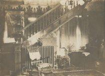 Image of D.XV.021.001-.002 - Home of parents of Dr. Edward Everett Butler in Philadelphia, PA