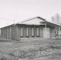 Image of WF 6415.001-.004 - Kingdom Hall of Jehovah's Wittnesses - 1956