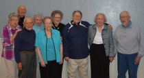 Image of 2014.004.001 - 2013 all-school reunion, class of 1940
