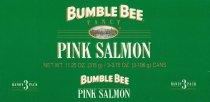 Image of BumbleBee salmon sleeve