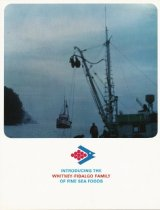 Image of Whitney-Fidalgo products brochure, front