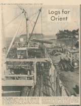 Image of 2014.007.005.015 - Logs for Orient