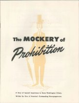 Image of The Mockery of Prohibition