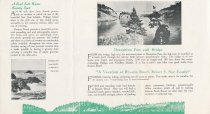 Image of Rosario Beach Resort flyer (inside)