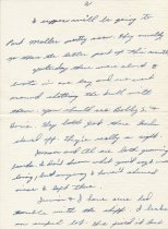 Image of letter from Roy Maricich, p. 2
