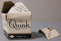 Image of Parker Super Quink (box and broken part)
