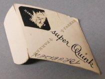 Image of Parker Super Quink (broken part of box)