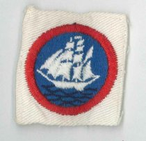 Image of Sea Scout Long Cruise patch