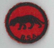 Image of Panther Patrol emblem, Boy Scouts