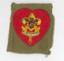 Image of Boy Scout Life Scout badge
