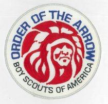 Image of Order of the Arrow jacket patch