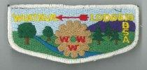 Image of Wiatava Lodge pocket patch