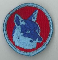 Image of Woodbadge Fox Patrol patch