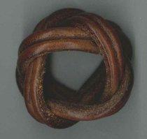 "Image of Woodbadge leather ""Woggle"""
