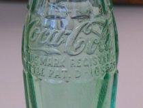 Image of Coca-Cola bottle made Anacortes, Wash.
