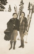 Image of 2012.098.066 - Olga Amala and Mrs. Jacobson