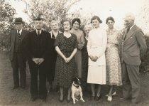 Image of 2012.098.072 - Ole Foss, Olga Amala, and friends