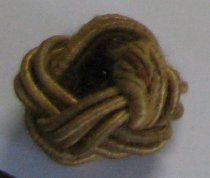 Image of Gold wire unofficial Boy Scout woddle