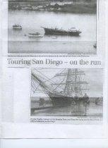 Image of WAWONA's last voyage, pg. 3